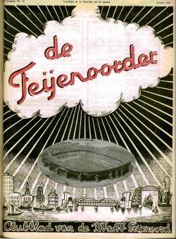 De Feijenoorder Oktober 1951