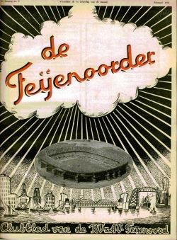 De Feijenoorder Februari 1952