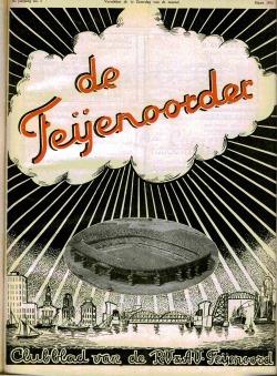 De Feijenoorder Maart 1952