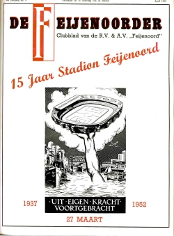 De Feijenoorder April 1952