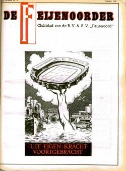 De Feijenoorder Oktober 1952