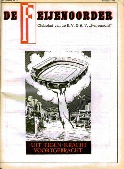 De Feyenoorder November 1952