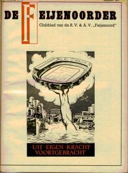 De Feijenoorder December 1952