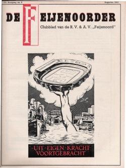 De Feijenoorder Augustus 1953