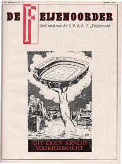 De Feijenoorder Oktober 1953