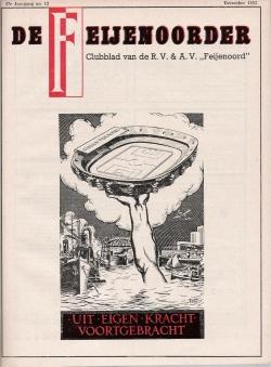 De Feijenoorder December 1953