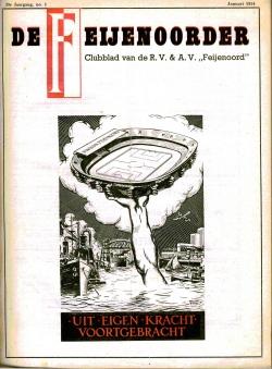 De Feijenoorder Januari 1954