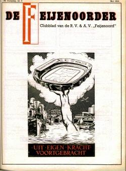 De Feijenoorder Mei 1954
