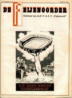 De Feijenoorder Augustus 1954