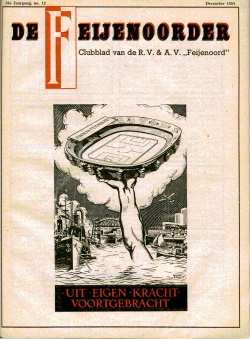 De Feijenoorder December 1954