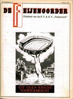 De Feijenoorder Januari 1955