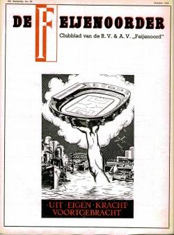 De Feijenoorder Oktober 1955