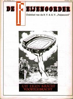 De Feijenoorder November 1955