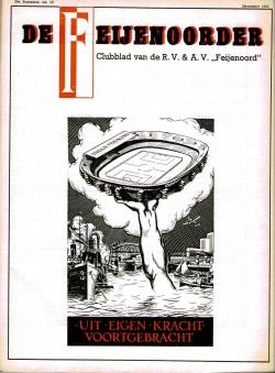 De Feijenoorder December 1955