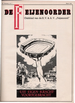 De Feijenoorder Maart 1956
