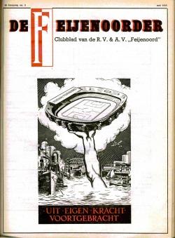 De Feijenoorder Mei 1956