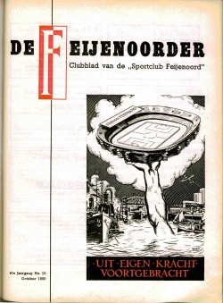 De Feijenoorder Oktober 1956