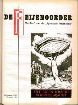 De Feijenoorder November 1956