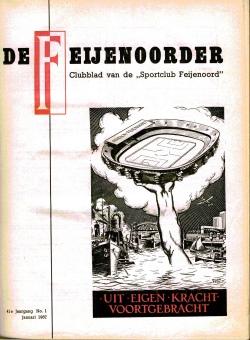 De Feijenoorder Januari 1957