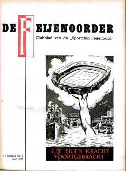 De Feijenoorder Maart 1957