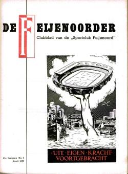 De Feijenoorder April 1957