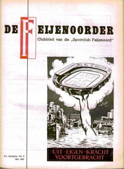 De Feijenoorder Mei 1957