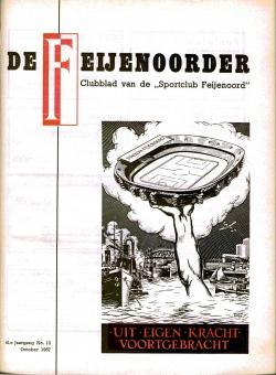 De Feijenoorder Oktober 1957