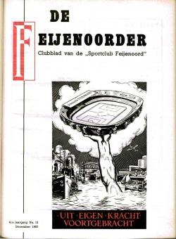 De Feijenoorder December 1957