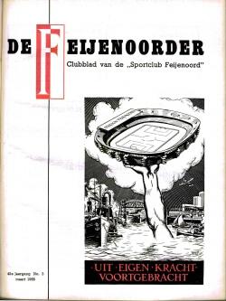 De Feijenoorder Maart 1958