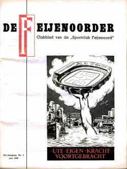 De Feijenoorder Juni 1958
