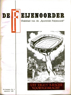 De Feijenoorder September 1958