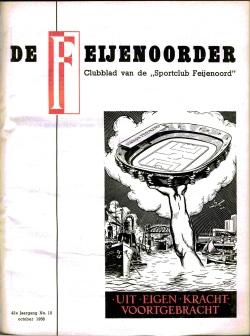 De Feijenoorder Oktober 1958