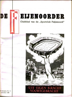 De Feijenoorder November 1958