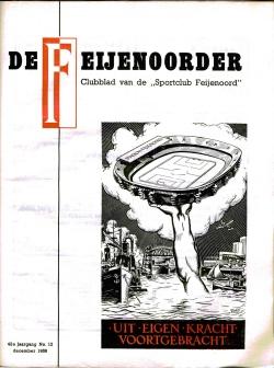 De Feijenoorder December 1958