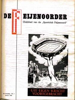 De Feijenoorder Januari 1959