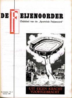 De Feijenoorder Februari 1959