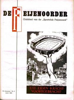 De Feijenoorder Maart 1959