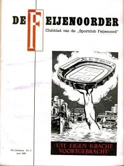 De Feijenoorder Juni 1959