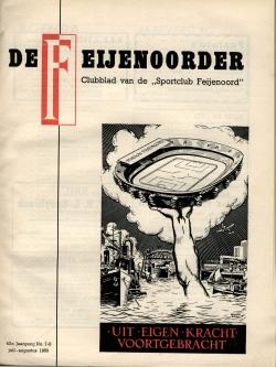 De Feijenoorder Juli-Augustus 1959