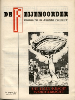 De Feijenoorder September 1959