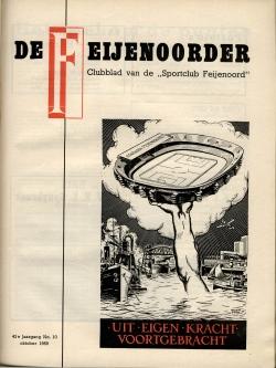 De Feijenoorder Oktober 1959
