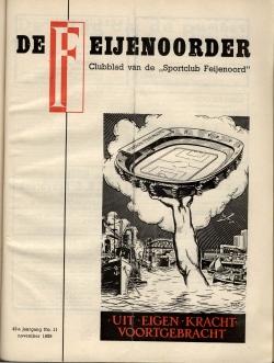 De Feijenoorder November 1959