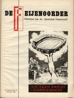 De Feijenoorder December 1959