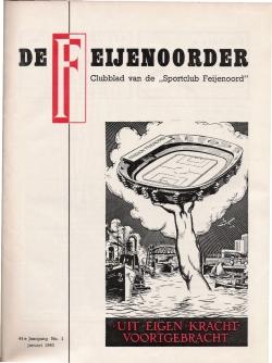 De Feijenoorder Januari 1960