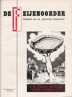 De Feijenoorder Maart 1960