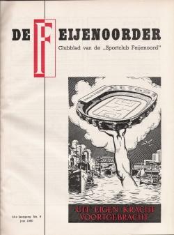 De Feijenoorder Juni 1960