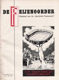 De Feijenoorder Juli 1960