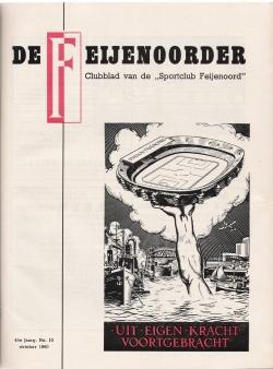 De Feijenoorder Oktober 1960