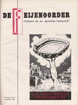 De Feijenoorder November 1960