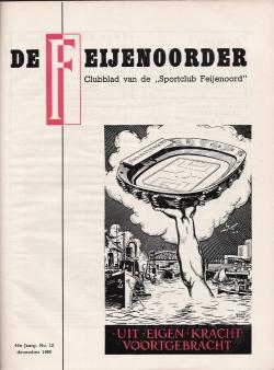 De Feijenoorder December 1960